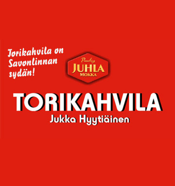 Torikahvila Jukka Hyytiäinen